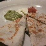 Mushroom-Quesadilla-Norwegian-Star TravelXena.com