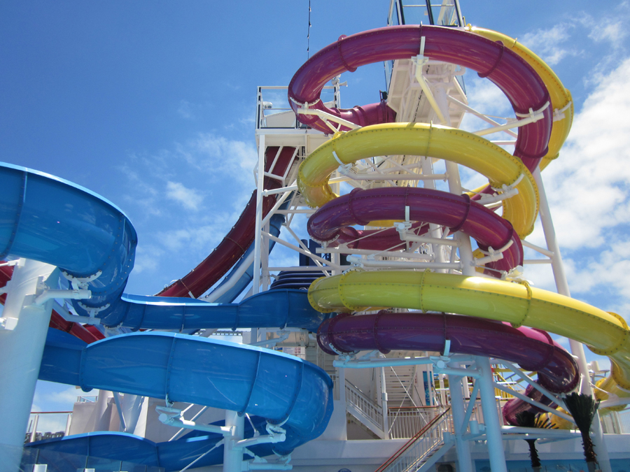 Norwegian Breakaway Waterslides Travelxena 3